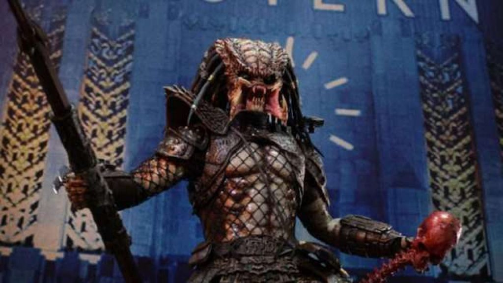 A new Predator movie with a strange title and comparison to The Revenant