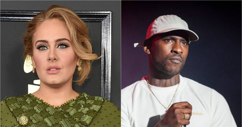 """""""Adele Spotted Shopping With Her New Flame Skepta"""" 