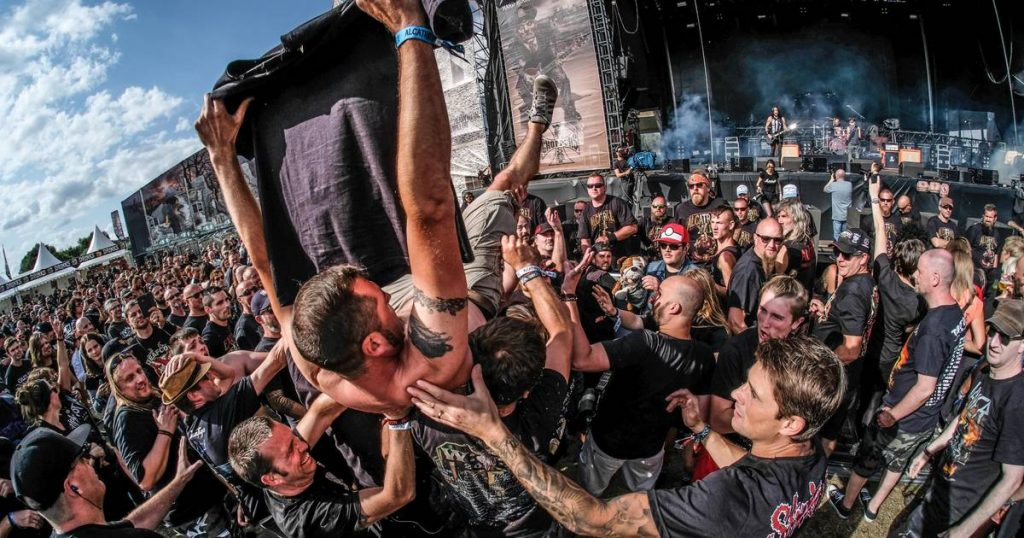 Alcatraz Metal Festival Doesn't Throw in the Towel: 'Most of Our Audience Are Completely Immunized' |  Pukkelpop 2021 is canceled إلغاء
