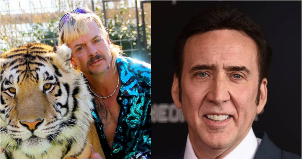 Amazon cancels 'Tiger King' series starring Nicolas Cage  TV