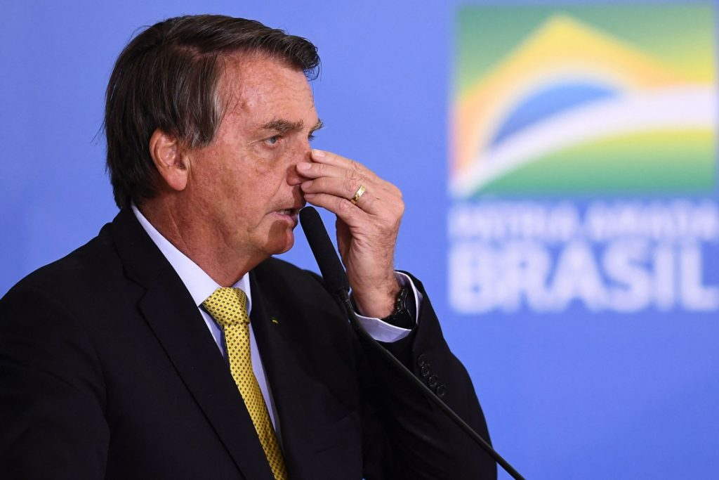 Bolsonaro dreigt met afgelasten presidentsverkiezingen verkiezingen in 2022