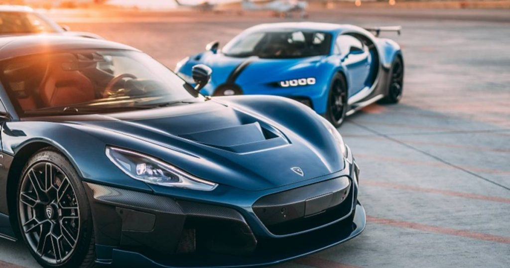 Bugatti has acquired a relatively unknown company from Croatia |  the cars
