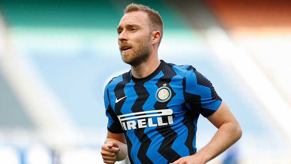 Christian Eriksen is not allowed to play football in Italy with a pacemaker |  Italian Serie A