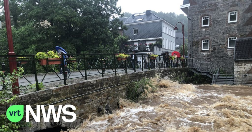 Climate change will lead to more violent, slow-moving rainstorms in Europe