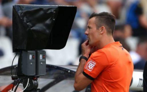 "Congratulations to Van Drich after Club Brugge-Jobin: ""Bravo, ref!"""