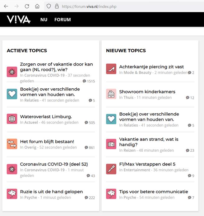 Viva screenshot 07-21-17