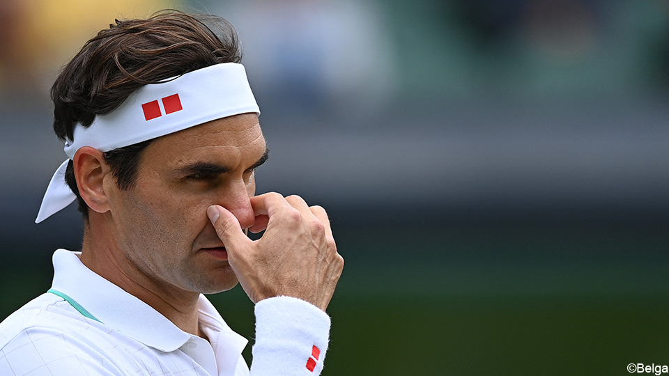Did Federer play the last game at Wimbledon?  Nothing is impossible with him |  Wimbledon
