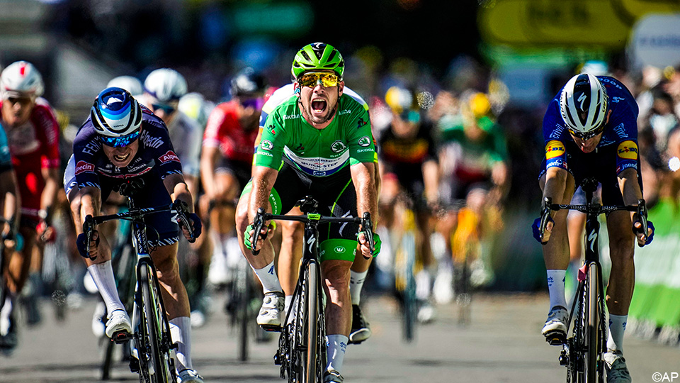 """Hoste: """"Cavendish will leave everything running tomorrow and dismantle again on Sunday"""" 