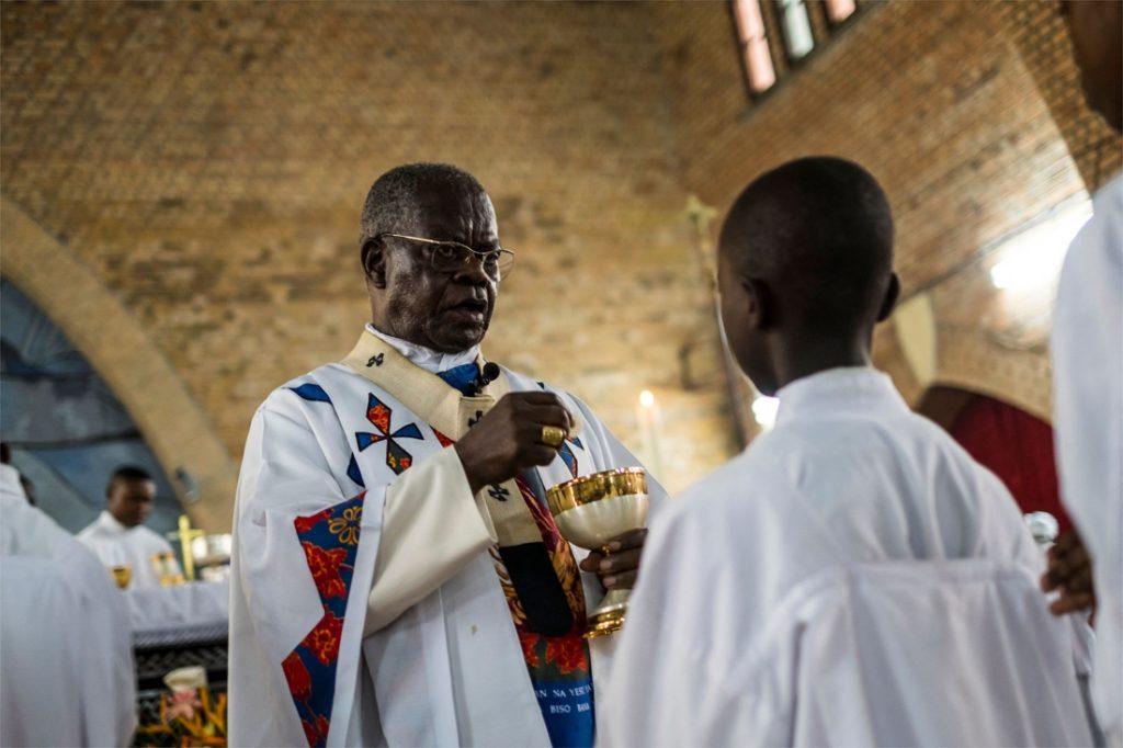 Influential Congolese Cardinal Monsengo dies in Paris