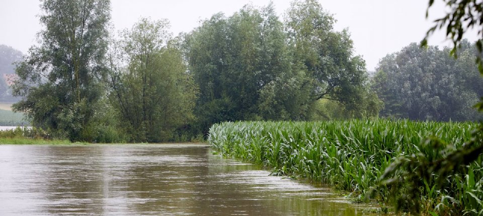 KNMI studies the relationship between climate change and floods