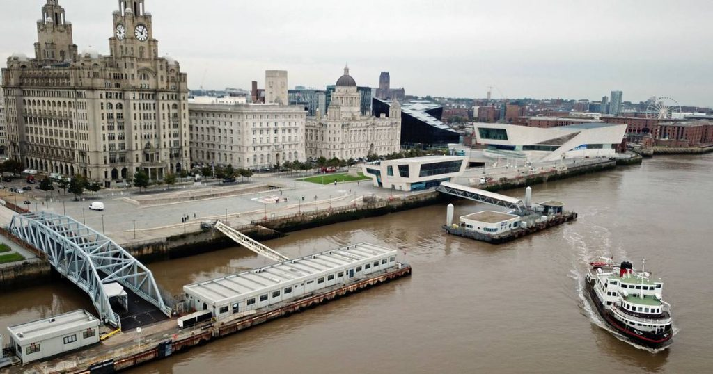 Liverpool Port area no longer a UNESCO World Heritage Site: 'New football stadium destroys exceptional value'    abroad