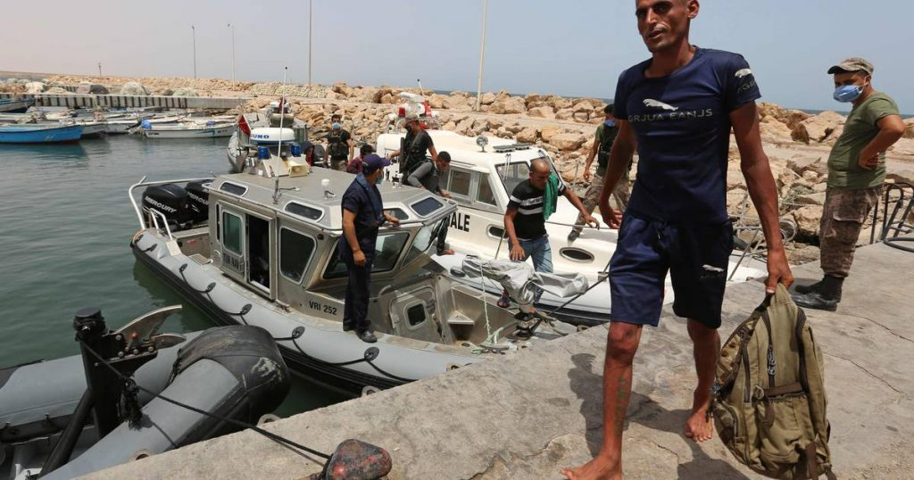 More than 60 migrants drowned off the Tunisian coast in less than three days |  abroad