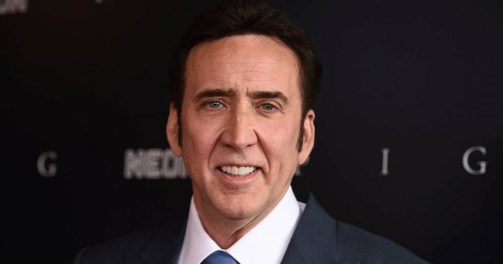 Nicolas Cage no longer wants to make blockbusters: 'There was a lot of pressure'    showbiz