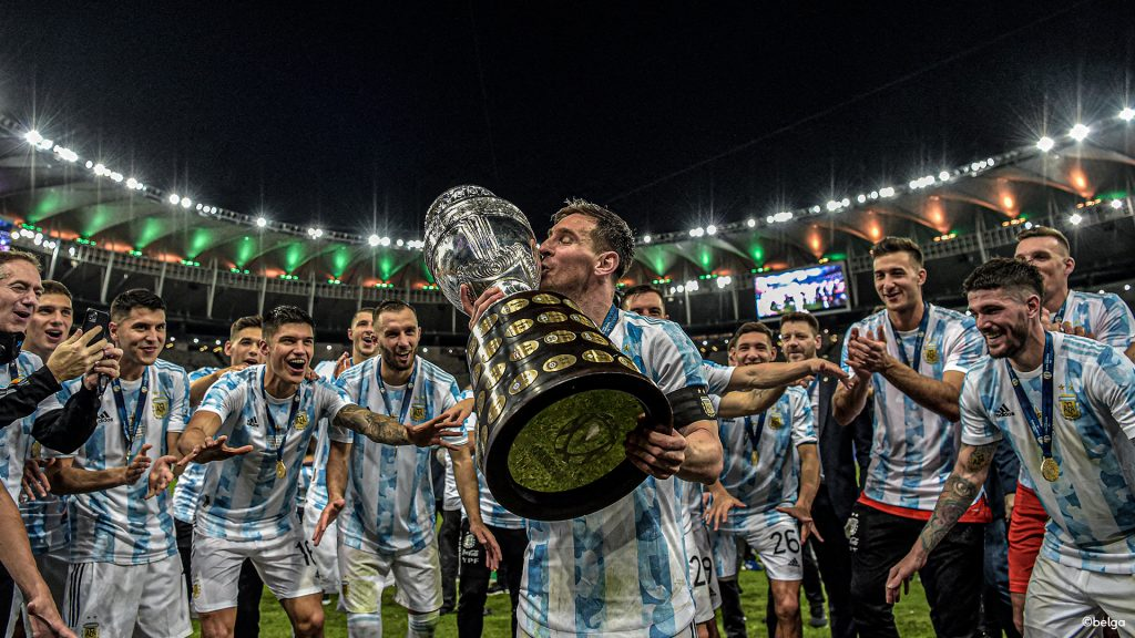 Now also God to all Argentines: How Lionel Messi finally cast out his demons |  Copa America