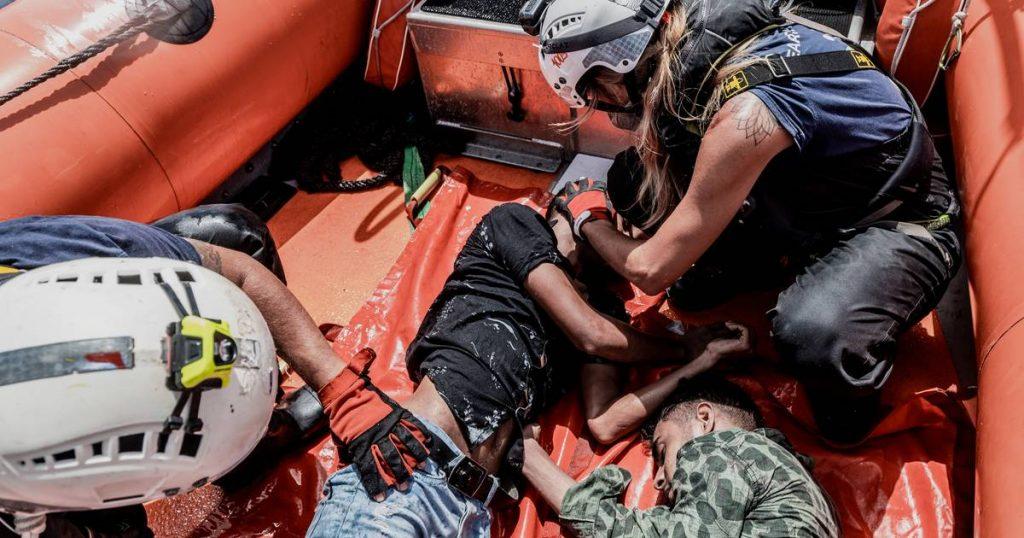 Ocean Viking with 570 migrants on board seeking safe haven    abroad