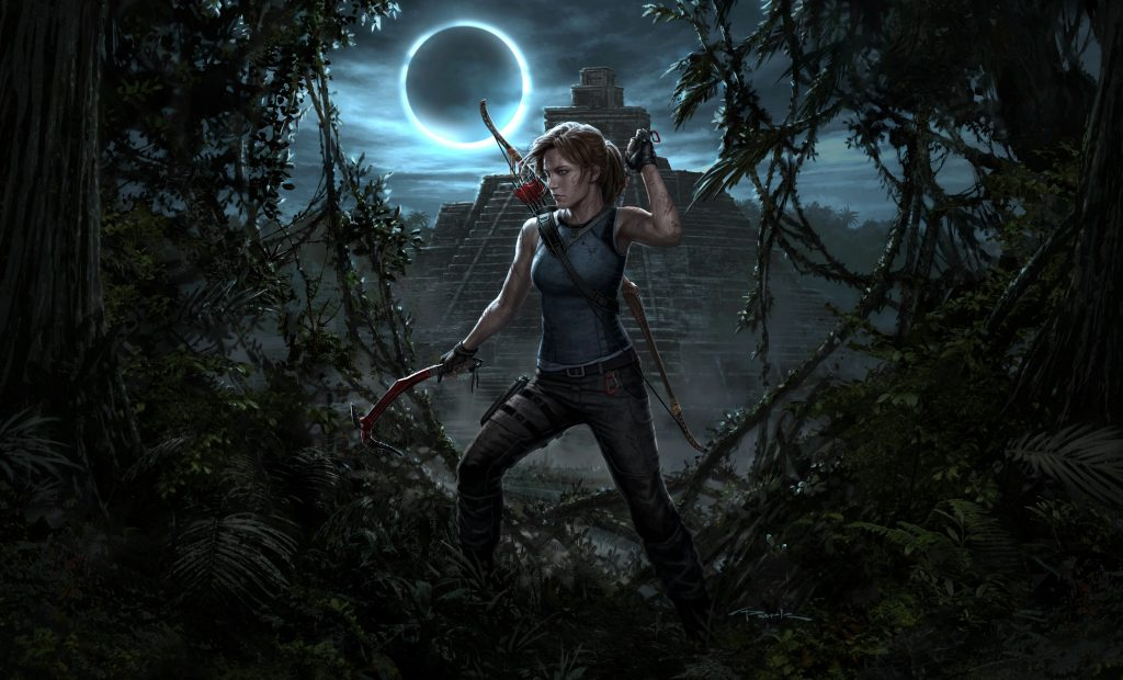 Patch Shadow of the Tomb Raider Enables 4K Resolution at 60fps on PS5