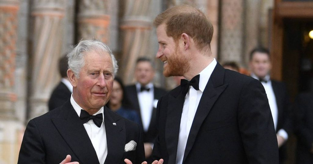 Prince Charles 'relaxed' that Harry and Meghan are no longer on payroll    Property