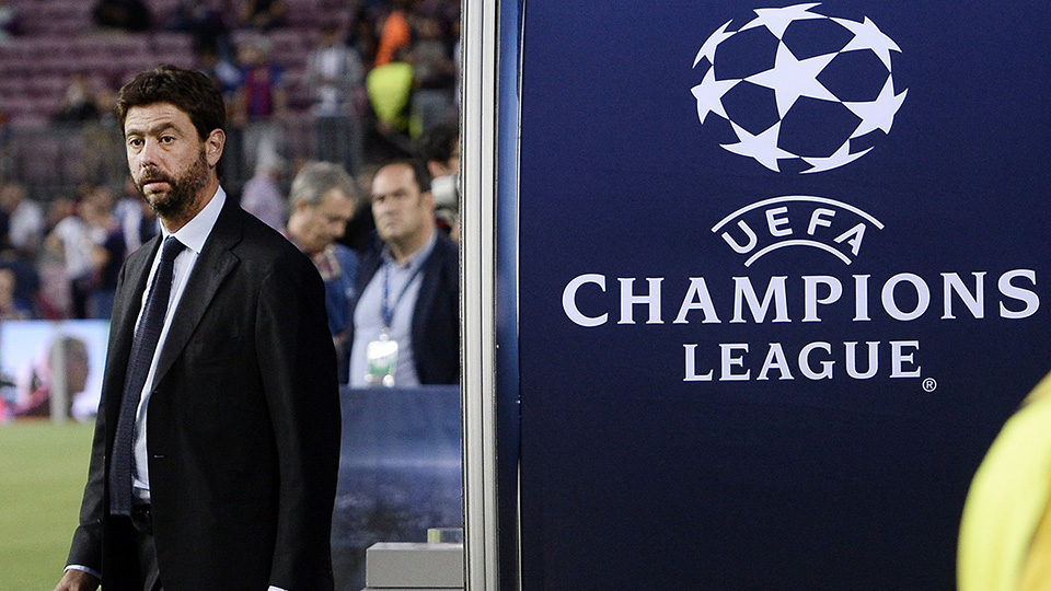 """Real Madrid, Barcelona and Juventus in unison: """"UEFA must stop all actions of the referee"""" Foreign Football"""