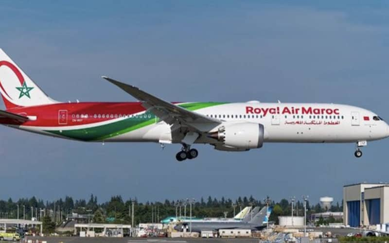 Royal Air Maroc was not very optimistic, despite the resumption of flights