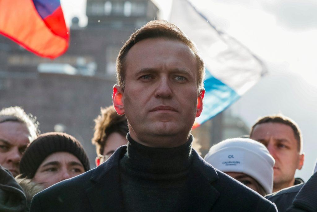 Russian Internet Watch Agency Takes Navalny Sites Offline
