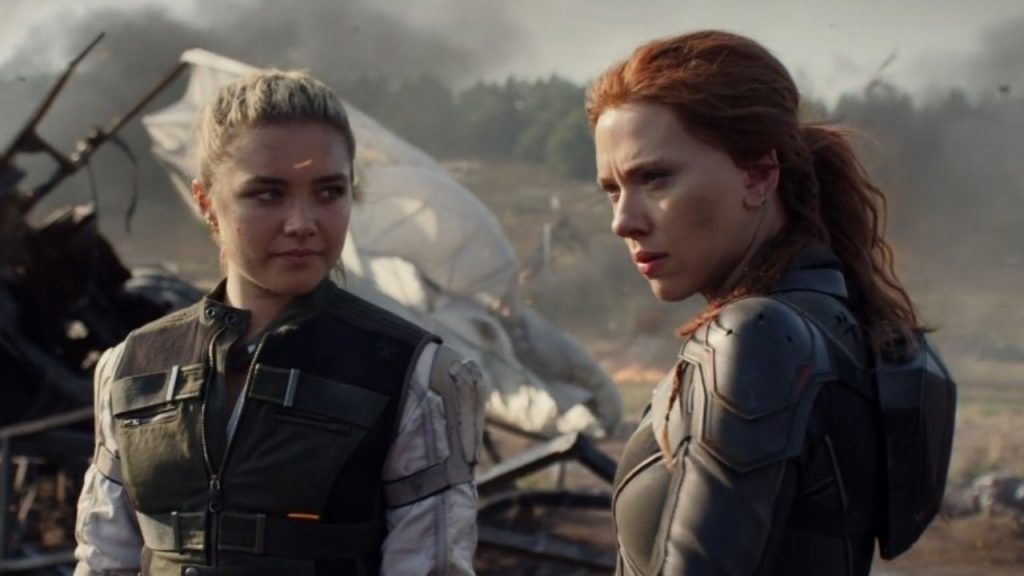 Scarlett Johansson on 'Black Widow' Special That Was Turned Down