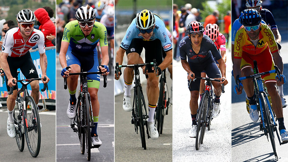See the list of Olympic road race participants here: With Pog and Rog, without Alaphilippe |  the Olympics