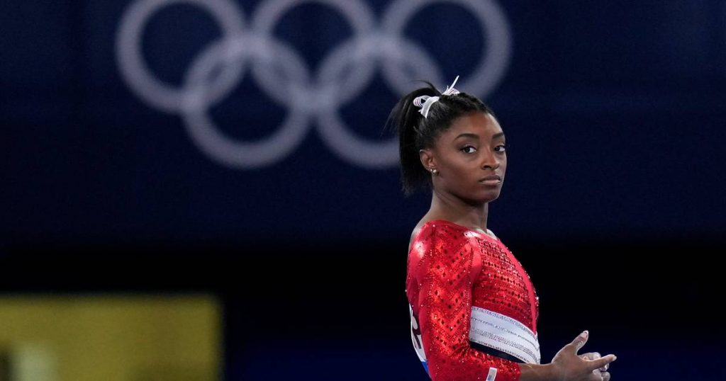 Simone Biles shares a post explaining why we should support the waiver: 'We've already endured more trauma than most people will ever experience' |  the Olympics