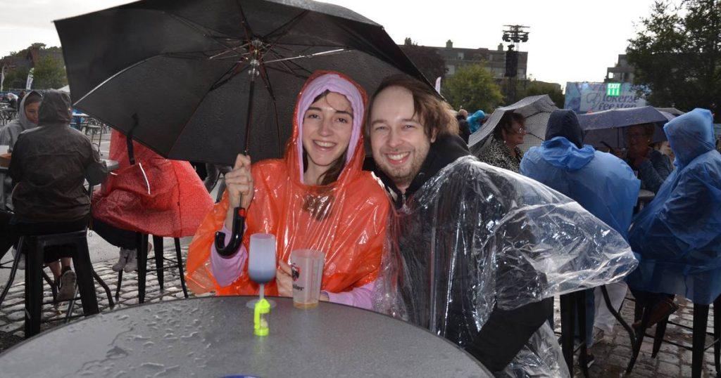 """Smaller, but just as good"": Lokerse Feesten's popular bubble release |  Lucerne"