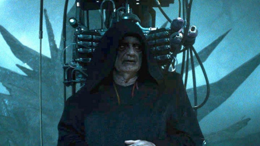 'Star Wars' has already found its new villain in Palpatine