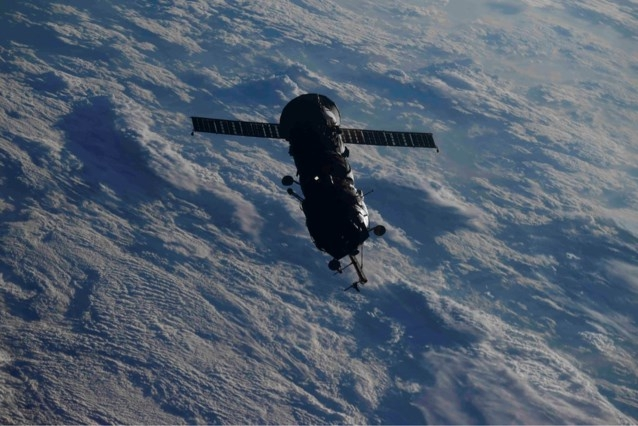 The International Space Station briefly derailed after problems with a Russian rocket