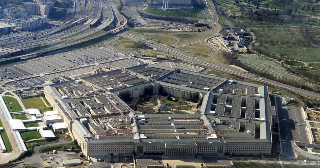 The Pentagon cancels a huge Trump administration deal with Microsoft |  abroad