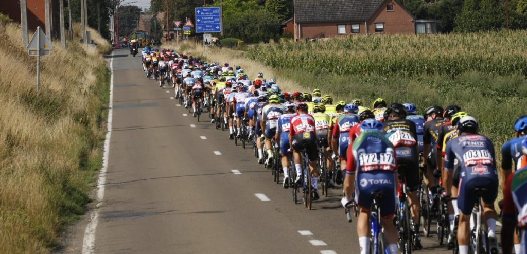 The Tour de Wallonie finds an alternative to the canceled second stage