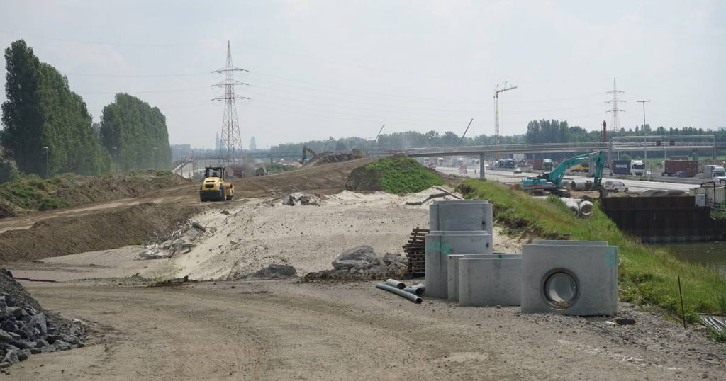 """The municipality of Zwijendrecht imposes conditions on Lantes to continue Ostrowell's business: """"Always cover all ground loads""""    The PFOS scandal"""