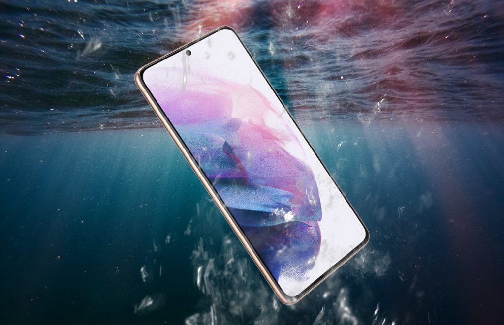 This is how you test the water resistance of your smartphone