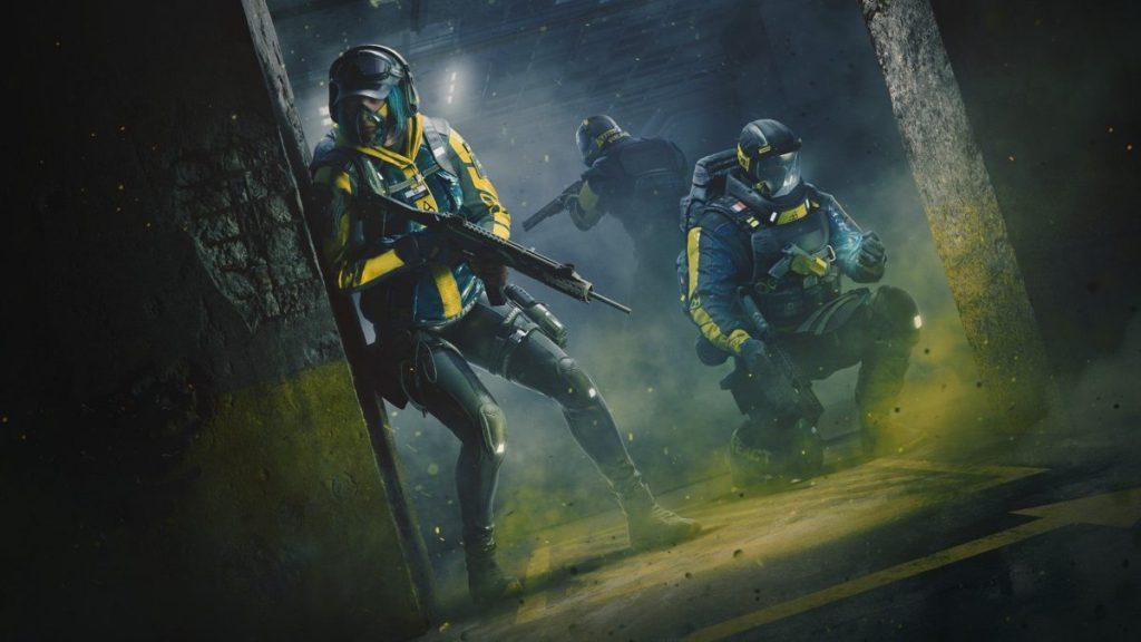 Ubisoft postpones Rainbow Six Extraction and Riders Republic again مرة