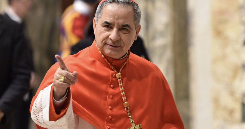Vatican begins trial of cardinal cheating for millions of scandal with luxury apartments |  abroad