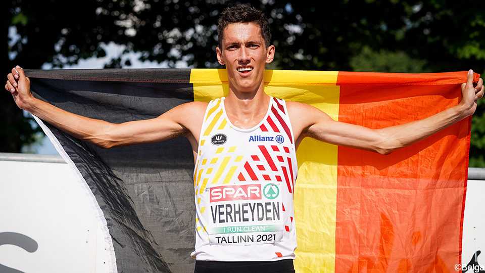 """Video: Robin Verheiden races for gold in the 1500m: """"Come on, Robin!""""  