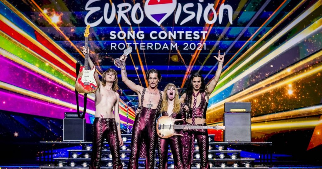 Voice problems also in Denmark at the Eurovision Song Contest    showbiz