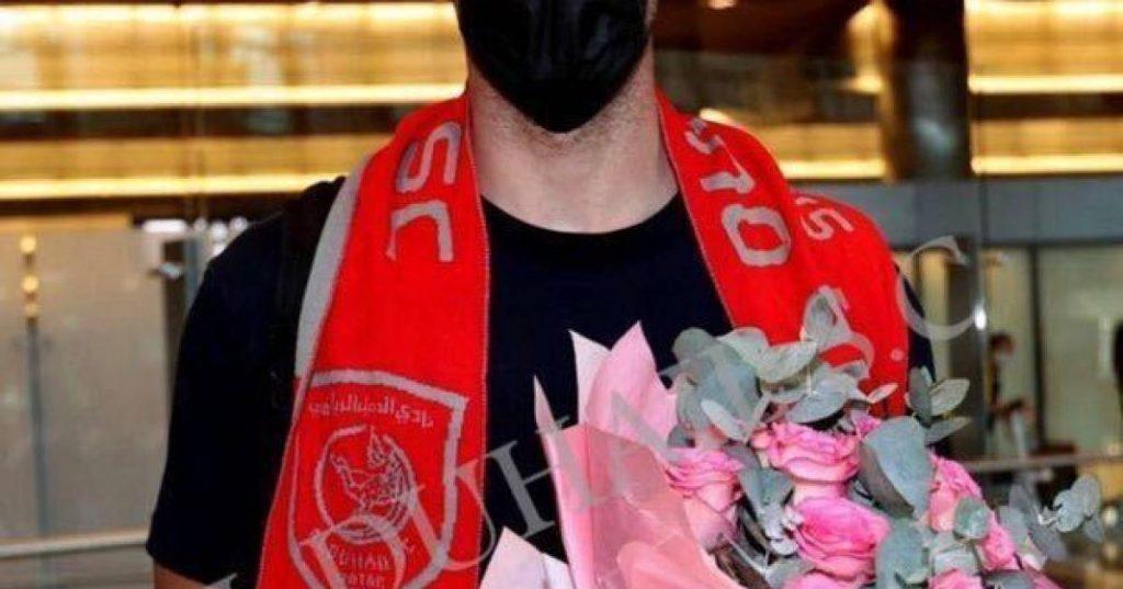 We agreed?  Toby Alderweireld in Al Duhail Scarf |  Premier League