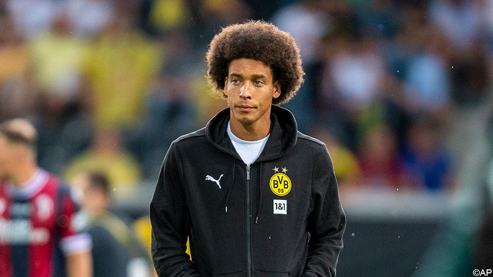 Witsel returns to Dortmund after six months: 'I feel like a newcomer' |  Bundesliga