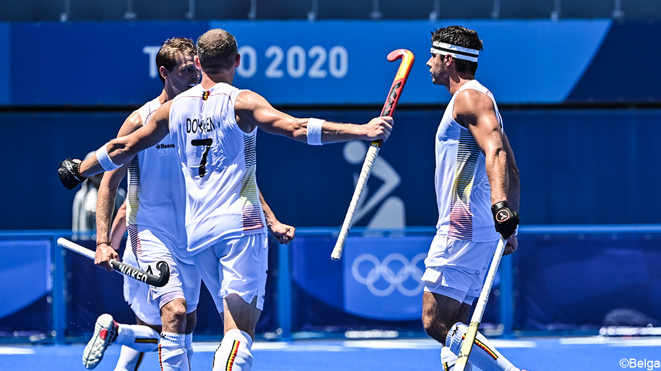 Impressive Alexander Hendrix fires Red Lions into final    the Olympics