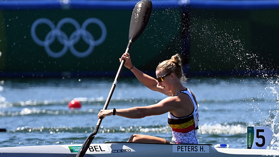 Hermine Peters rushes to sixth in kayak final, Brooks becomes fifth in C finale    the Olympics