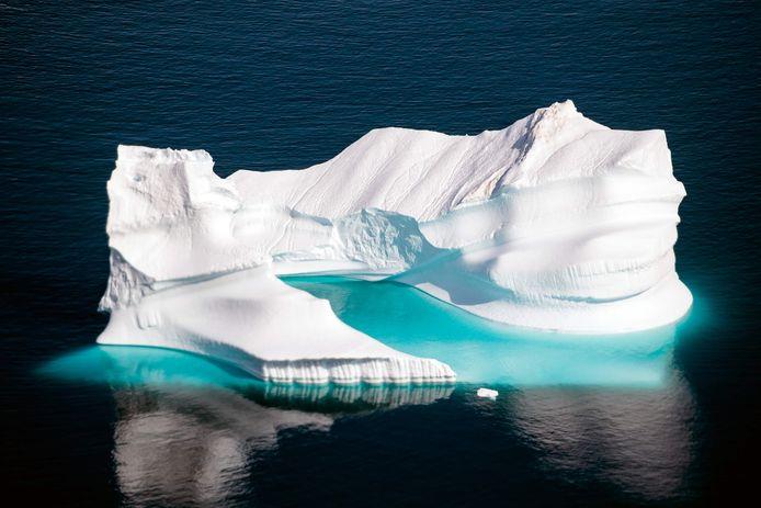 Iceberg near Greenland.