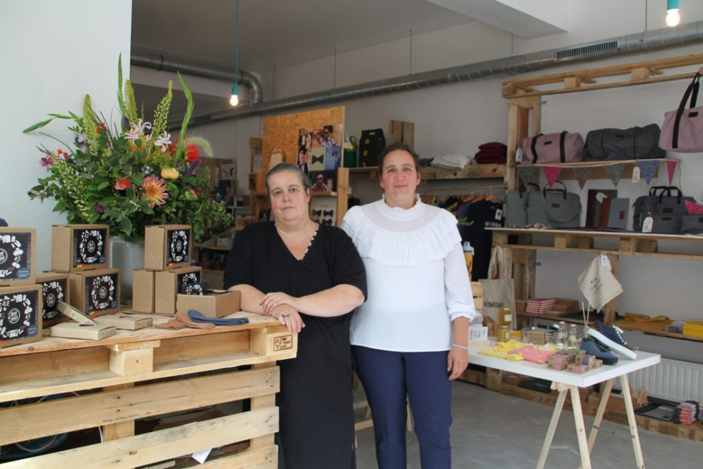 Vita brings together twenty sustainable brands under one roof (Turnhout)