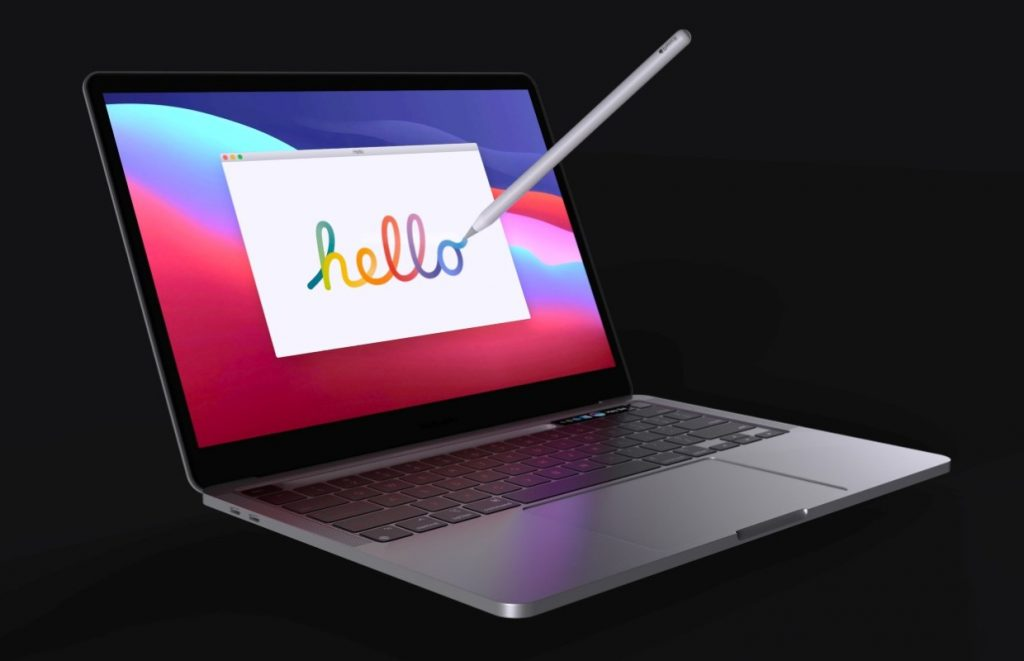 Would you buy a MacBook Pro with an Apple Pencil?