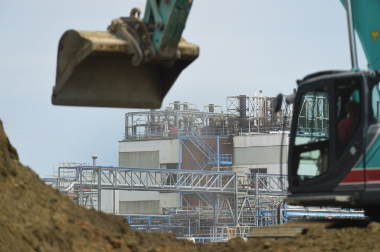 Antwerp province came under fire because of the dump standard