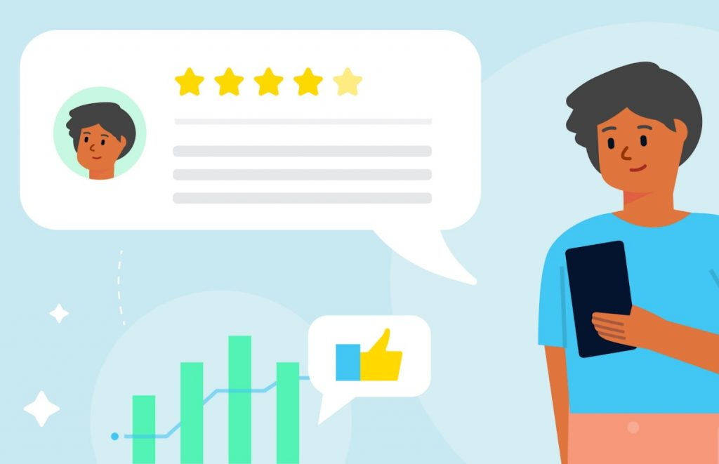 Google Play Store reviews will soon be available locally and by device