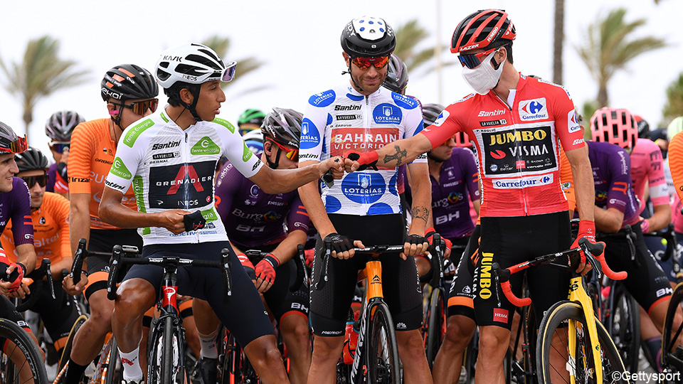 LIVE Vuelta: Will we get a scene along the Spanish coast because of the strong winds?  |  Vuelta a Espana 2021