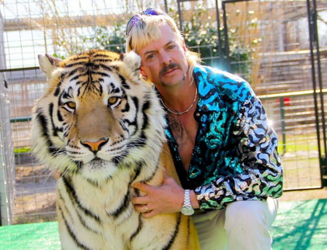 Carol Baskin Zoo Go Exotic sells: