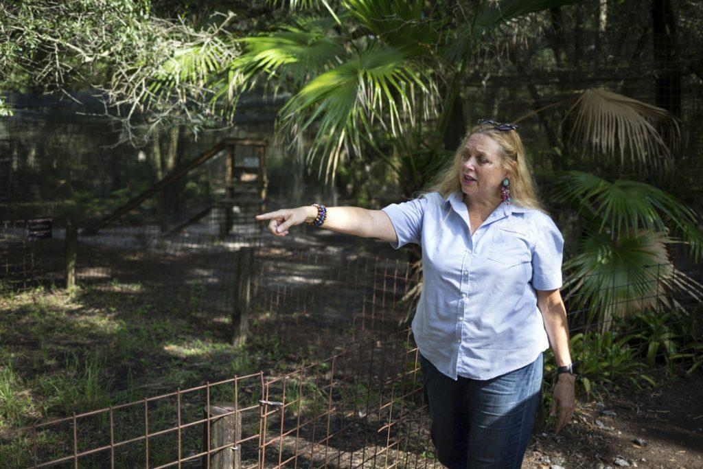 """Carole Baskin verkoopt dierentuin van Joe Exotic: """"Tijd dat dierenmishandeling hier verleden tijd is"""""""